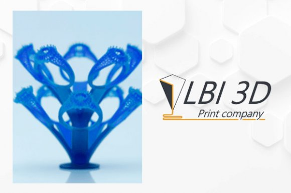 Résine cire calcinable - Impression 3D Roanne