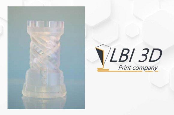 Résine Flexible - Impression 3D à Roanne
