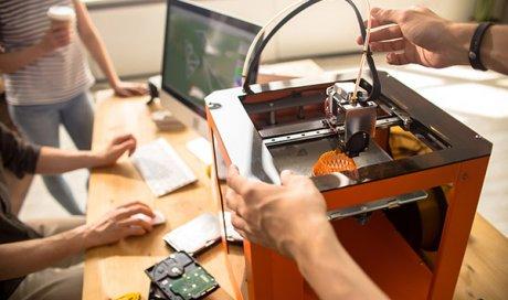 L'accompagnement dans la réalisation de vos projets - impression 3D Roanne